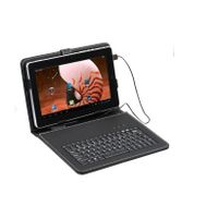 7 Inch Tablet/MID USB Keyboard with Leather Case