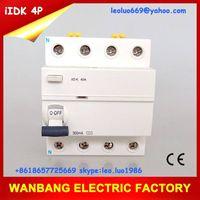 iIDK new schneider ID residual current circuit breaker