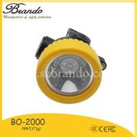BO 2000 Industrial Underwater LED Cordless Mining Headlamp