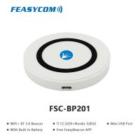 Bluetooth smart 5.0 nordic beacon wifi beacon support iBeacon Eddystone
