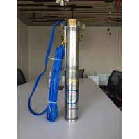Best price 24 36 48 volt 110v 3 inch vertical centrifugal submersible borehole water solar pump