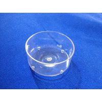 plastic flame retardant candle shell(D-15)