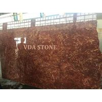 Imperial Red Marble Slab