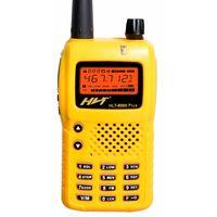uhf /vhf radio walkie talkie 2W/0.5W HLT-F5 <fm radio function,128channels>