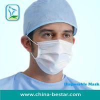 hygiene headloop face mask for virus protection thumbnail image