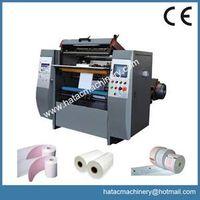 High Speed Thermal Printer Paper Slitting Machine thumbnail image