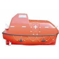 GRP TOTALLY ENCLOSED LIFEBOAT/RESCUE BOAT