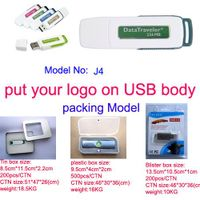 Most Popular USB Flash Drive (J4 128MB~64GB)