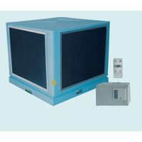 LCD control system Powerful  evaporated air cooler with the type SLBJ-B25-B30