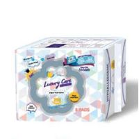 OEM Brand Free Samples 250mm, 300mm Lady External Use Regular Sanitary Napkin Pads