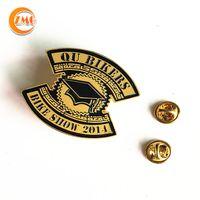 high quality souvenir gifts customized metal pin badge