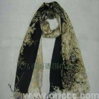 Printing Artificial Cashmere Long Scarf