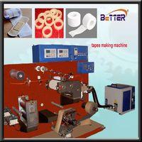 High speed hot melt label coating machine