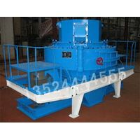 Sand making machine /PLC Vertical Shaft impact crusher/ sand maker for sale thumbnail image