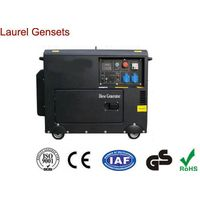 Single / Three phase Diesel Generator 5.5kw Elelctric Start with Bettery thumbnail image