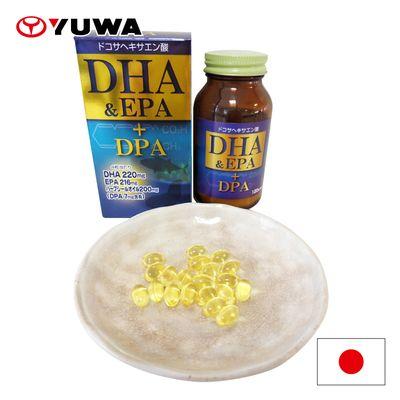 DHA&EPA+DPA 120 Capsules