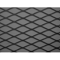 safety powder coated expanded metal mesh
