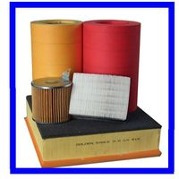China  wood pulp air filter paper