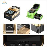 Sm&mm Automatic FTTH Fiber Optic Splicing Machine Optical Fiber Fusion Splicer AI-8C thumbnail image