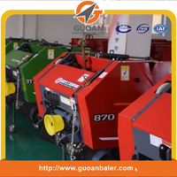 mini hay press baler for sale thumbnail image