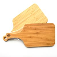 Multifunctional bamboo chopping board