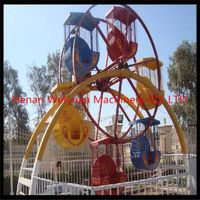 amusement manufacturers kids small mini ferris wheel for sale