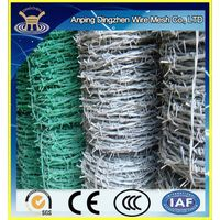 2015 China Factory Best Selling Barbed Wire For Sale / High Quality Barbed Wire Manufacture thumbnail image