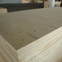 12202440mm commercial plywood for packing