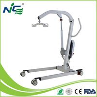 Electrical Pool Lift for Medical Equipment
