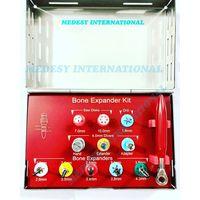 Dental Implant Bone Expander TITANIUM COATED Screws Hex Wrench Driver Kit 13 Pcs thumbnail image