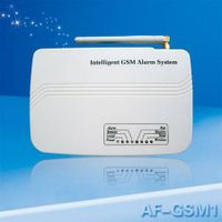 GSM alarm system with sms and call(AF-GSM1) thumbnail image