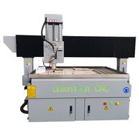 Factory Price 1512 CNC Router Woodworking Carving Machine With Dust Vacuum thumbnail image