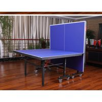 MDF Indoor Table Tennis Table/Best Price Ping Pong Table thumbnail image