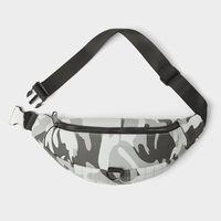 Cheap High Quality Leisure Slim Printed Oxford Waist Bag thumbnail image
