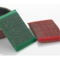 3PK Steel Scrub, Heavy Duty Woven Stainless Steel Sponge Pad