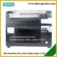 small T-shirt Digital Flatbed printer a3 size/Textile Printing Machine