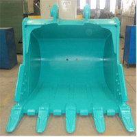 China manufacturer heavy machinery spare parts Excavator buckets