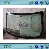 ZDG Producing truck safety windshield new car tempered windscreen china factory