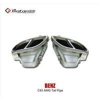 C43 AMG Tail pipe