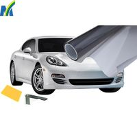 Hot sale and cheap price car sticker anti-scratch 5%20%35%vlt window tint film thumbnail image
