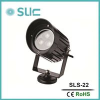 12V 9W High Brightness Waterproof LED Spotlight Outdoor Portable LED Outdoor Spotlight (SLS-22A)
