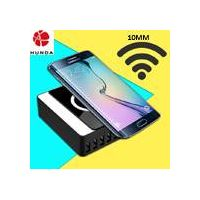 USB Wireless Multi-Fuction Phone Charger for Samsung Galaxy s2 s5 Qi Charger thumbnail image