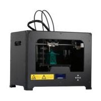 CE FCC ROHS Metal 3d printing machine, dual extruders 3d printer, metal printing machine