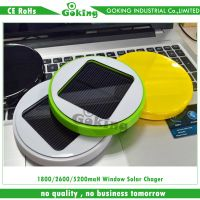 2015 high quality and new design of solar battery charger thumbnail image