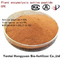 biological organic fertilizer raw material Plant enzymolysis active peptide CPE thumbnail image