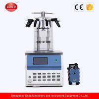 Top Grade LCD Display Freeze Dryer (Lyophilizer) thumbnail image