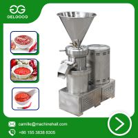Industrial sauce making machine hot sauce grinding machine
