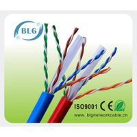 UTP 24AWG Cat6 lan network cable