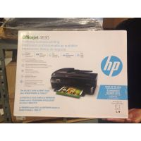 OfficeJet Ink Jet Wireless Printer Scanner Fax 4630 e-All-in-One w/ USBCORD thumbnail image