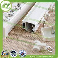 J100 No noise plastic curtain track / aluminum alloy curtain track rail thumbnail image